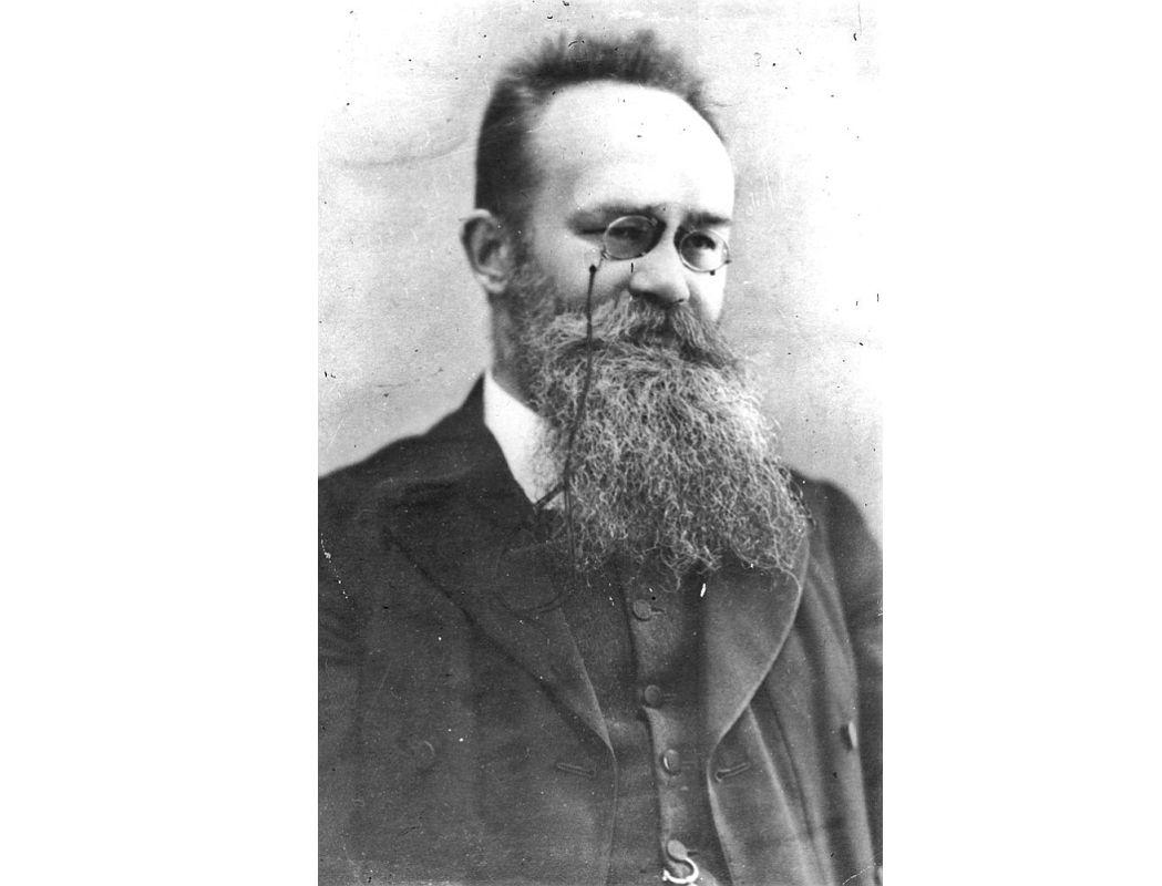 Mihajlo Hruševskis (1866 – 1934).