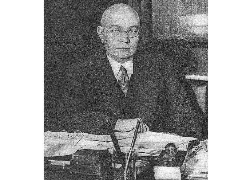 Jūlijs Druva (1882–1950).
