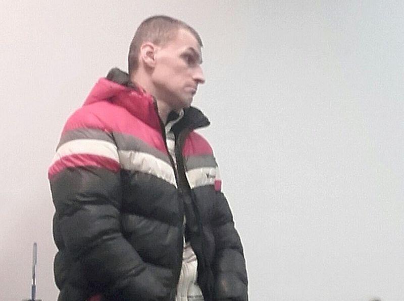 """Savā pēdējā vārdā apsūdzētais Ivo Ketovs atvainojās cietušajiem """"par sagādātajām neērtībām"""" un solīja laboties."""