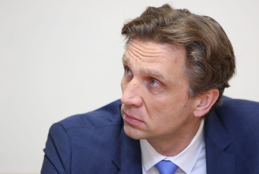 Rīgas Austrumu klīniskās universitātes slimnīcas valdes priekšsēdētājs Imants Paeglītis