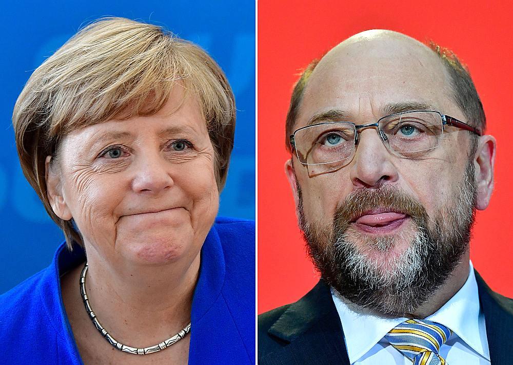 Kancleres Angelas Merkeles centieni padarīt stingrāku imigrācijas politiku izraisījuši bažas Martina Šulca vadītās Sociāldemokrātu partijas aprindās, kas var sarežģīt koalīcijas sarunas.