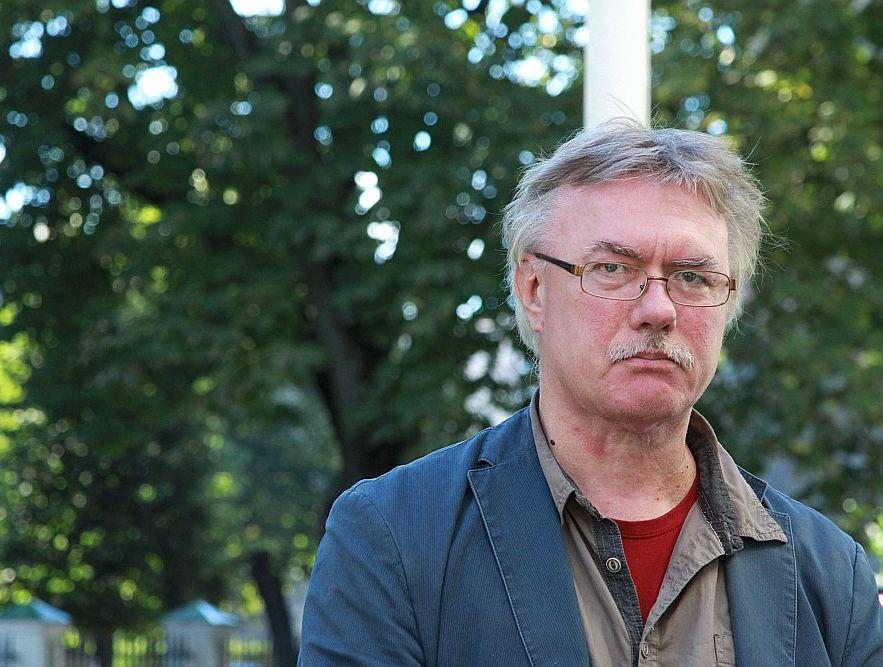 Edvīns Raups, dzejnieks