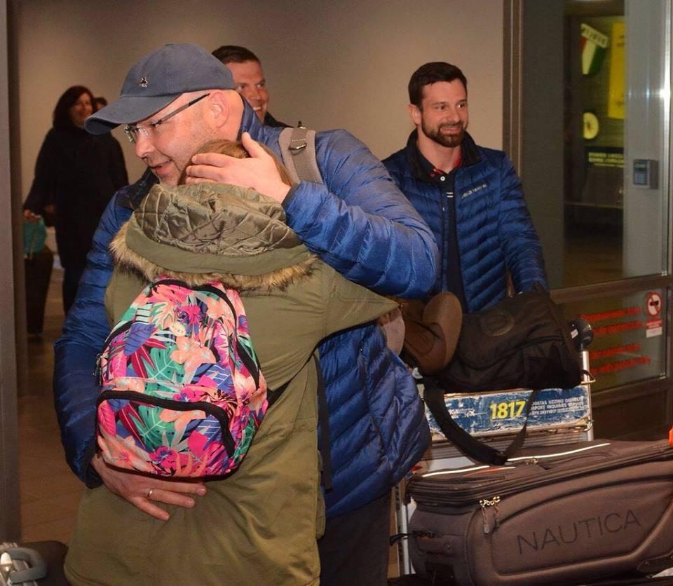Rodžers Lodziņš un skeletona komanda atgriežas mājās pēc pagājušās sezonas beigām.