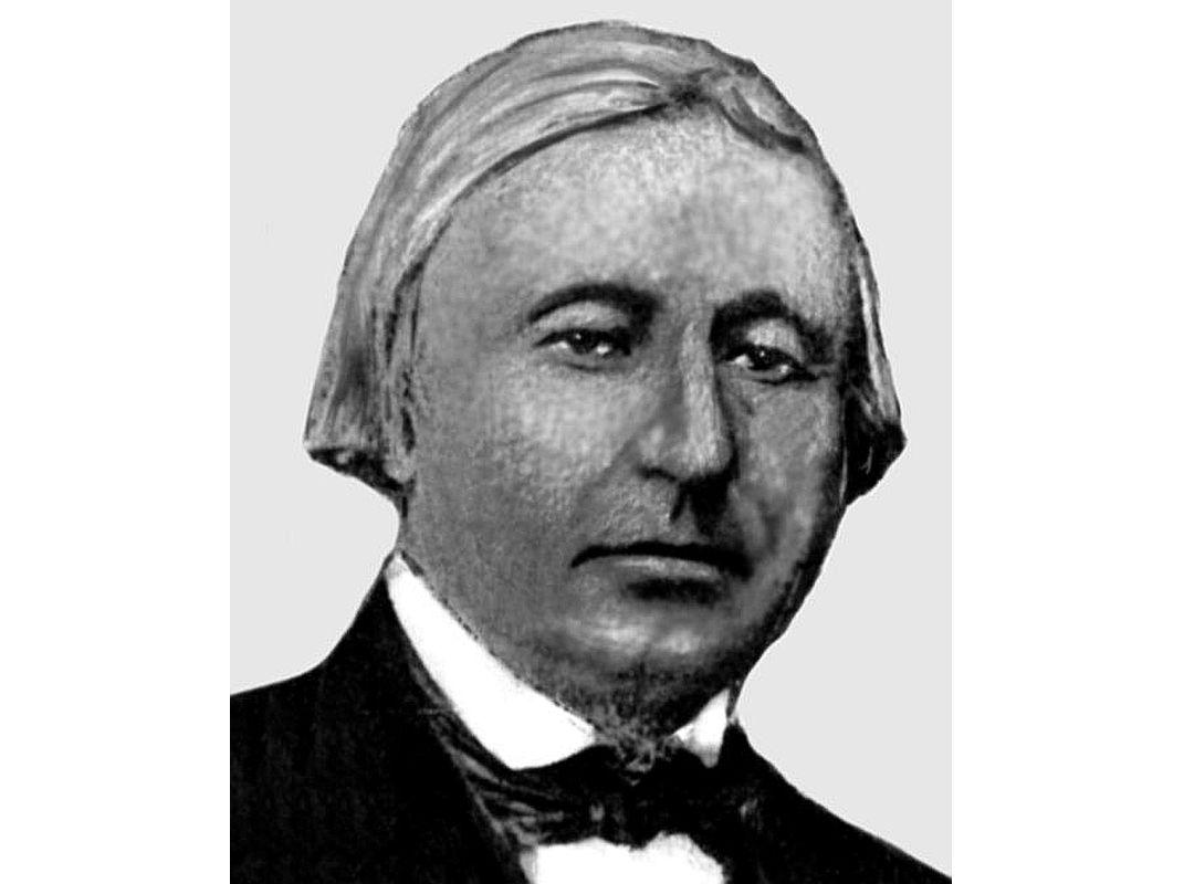 Juris Bārs (1808 – 1879).