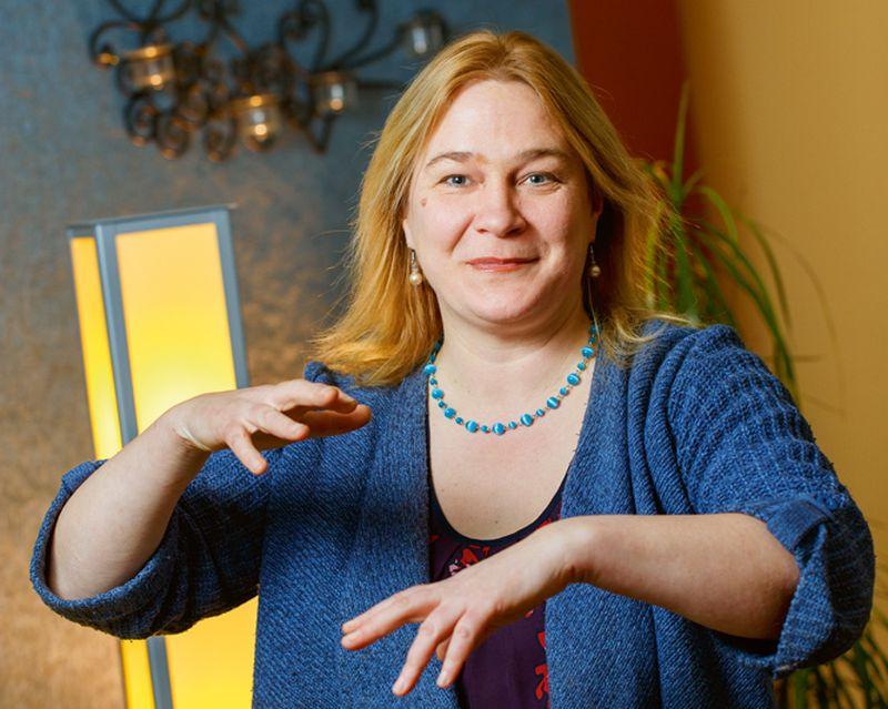 Bioenerģētiķe Marija Blūma-Kauliņa