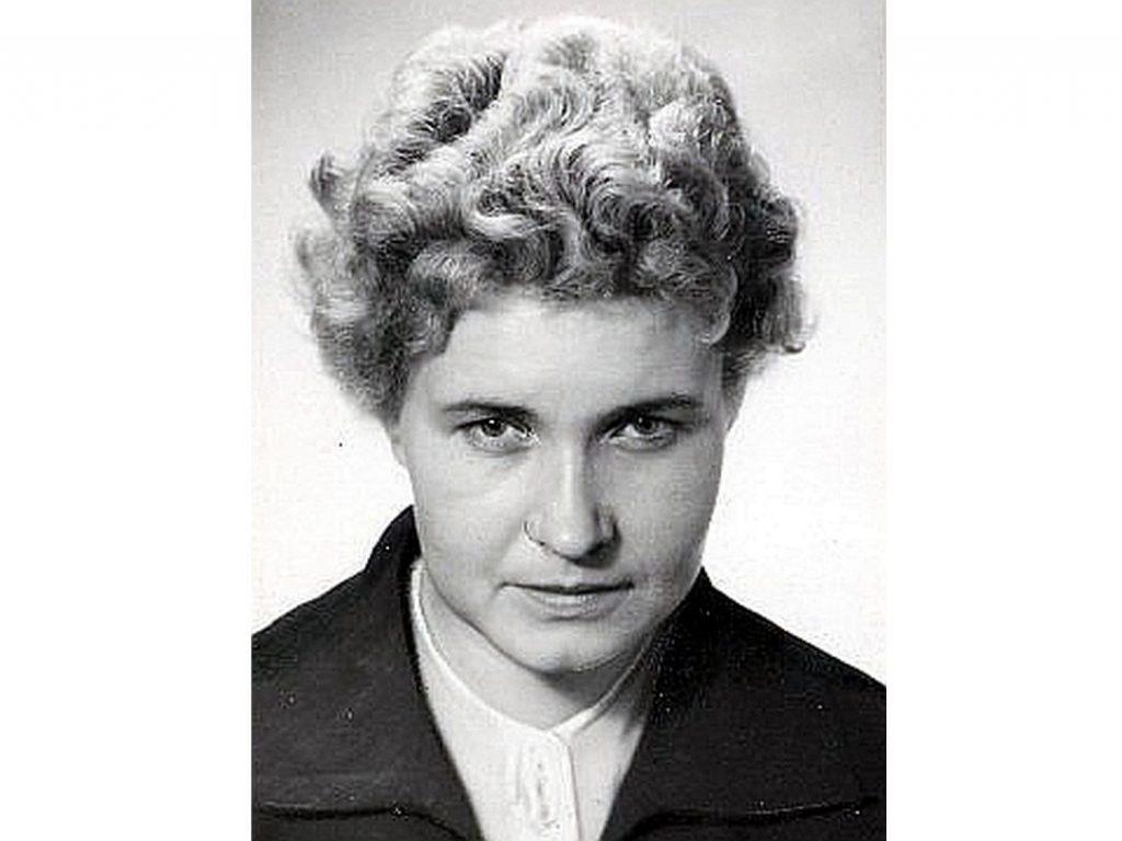 Ārija Elksne (1928 – 1984).