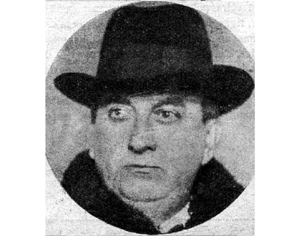 E. Melngailis 20. gados.