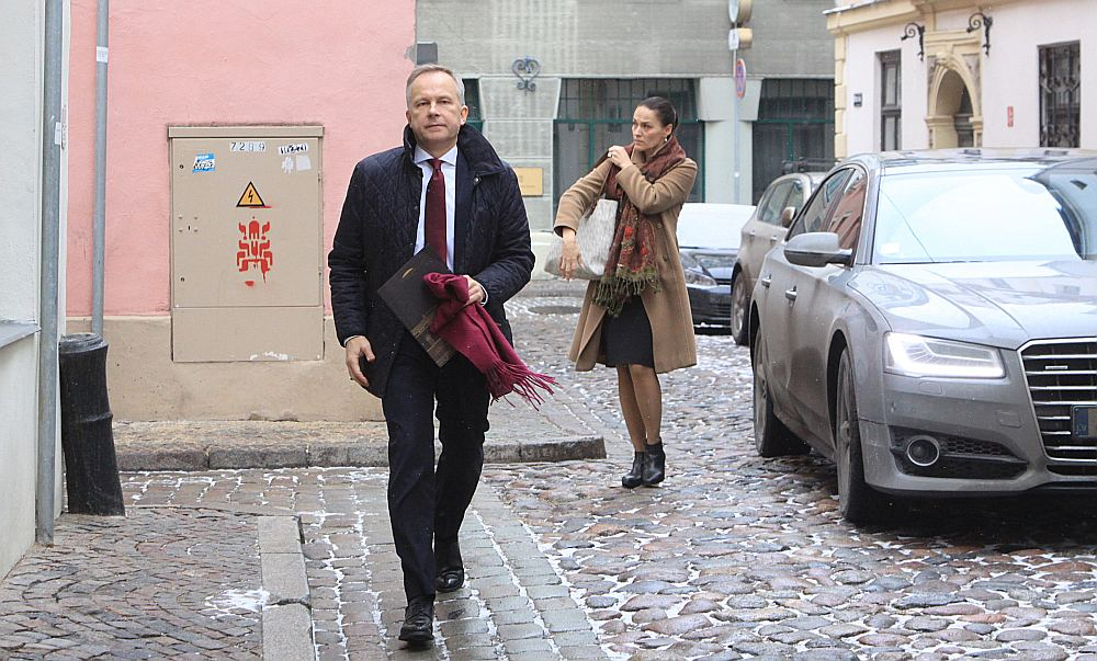 """""""Latvijas bankas"""" prezidents Ilmārs Rimšēvičs"""