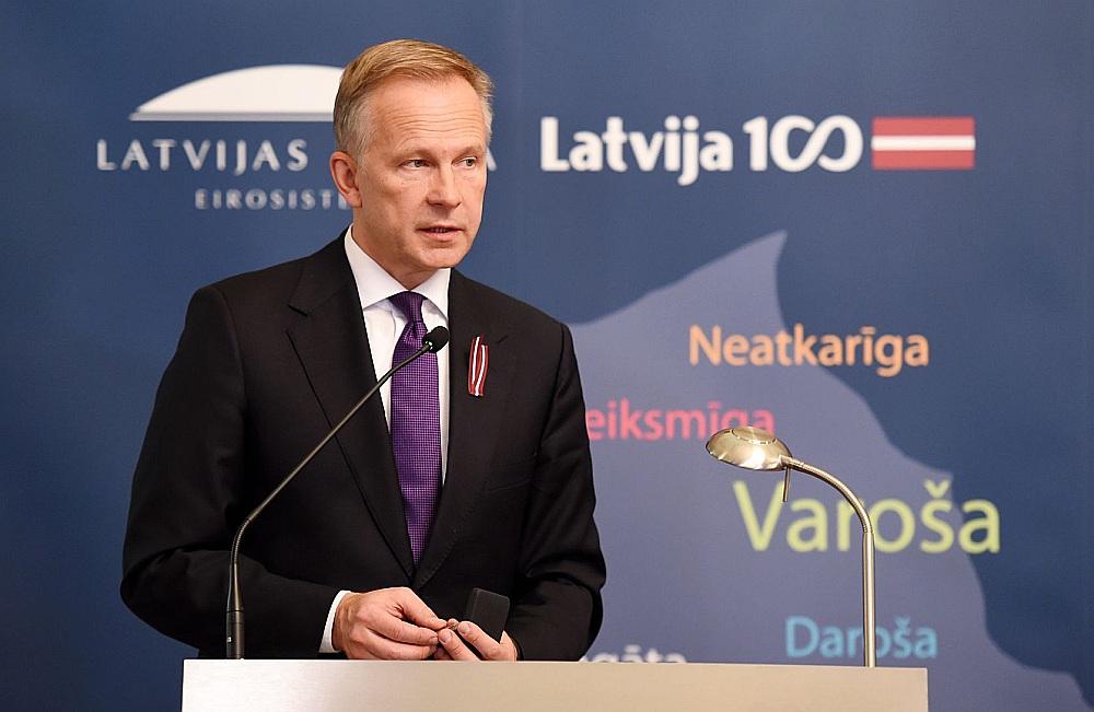 Pirmdien plkst. 16.30 Vidzemes Augstskolas Konferenču zālē Latvijas Bankas prezidents Ilmārs Rimšēvičs atbildēs uz valmieriešu jautājumiem.