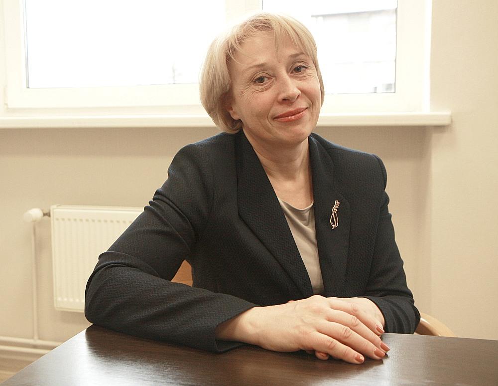 Rēzeknes SEZ pārvaldniece Sandra Ežmale