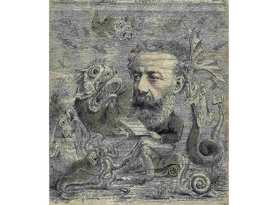 Žils Verns (1828 – 1905).
