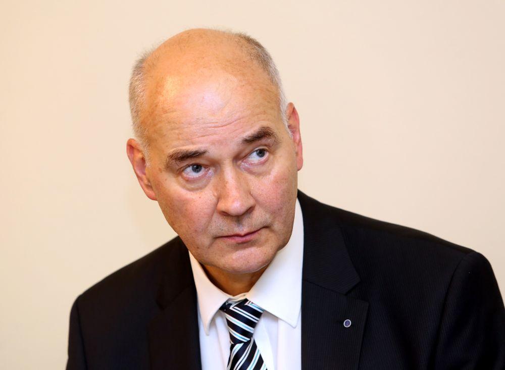 AIP priekšsēdētājs Jānis Vētra