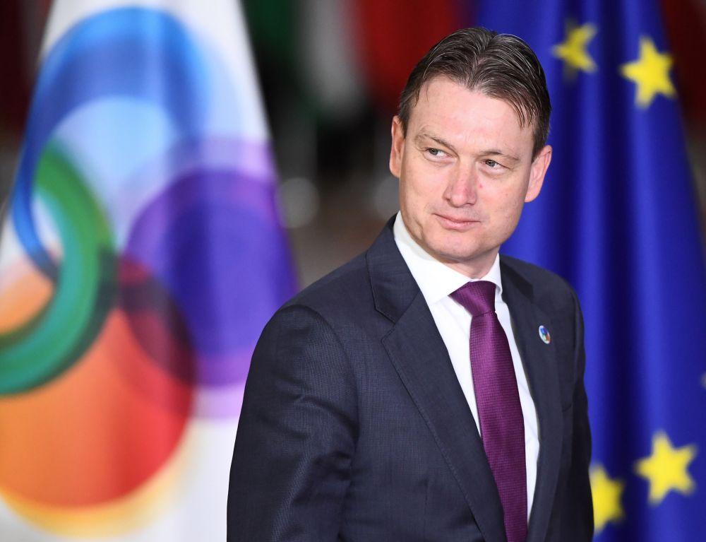 Nīderlandes ārlietu ministrs Halbe Zeilstra