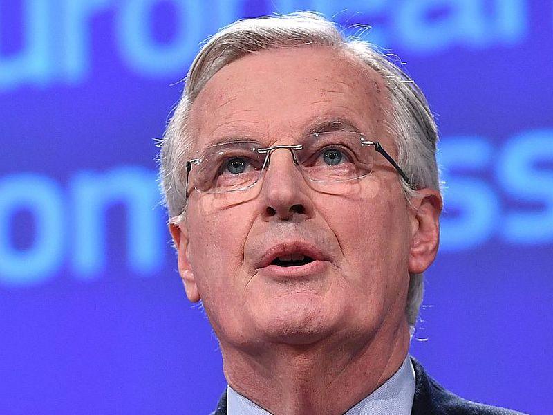 Eiropas Komisijas breksita sarunu delegācijas vadītājs Mišels Barnjē