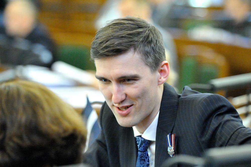 Saeimas deputāts Juris Viļums