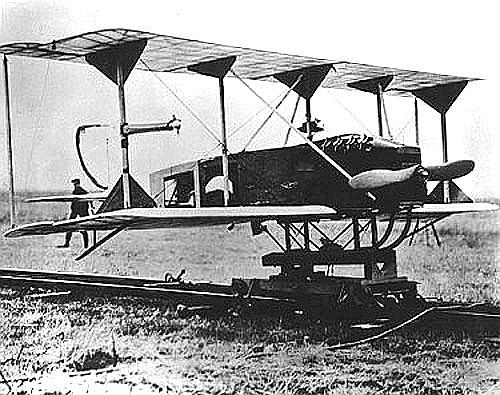 Hjuita–Sperija bezpilota lidaparāts.