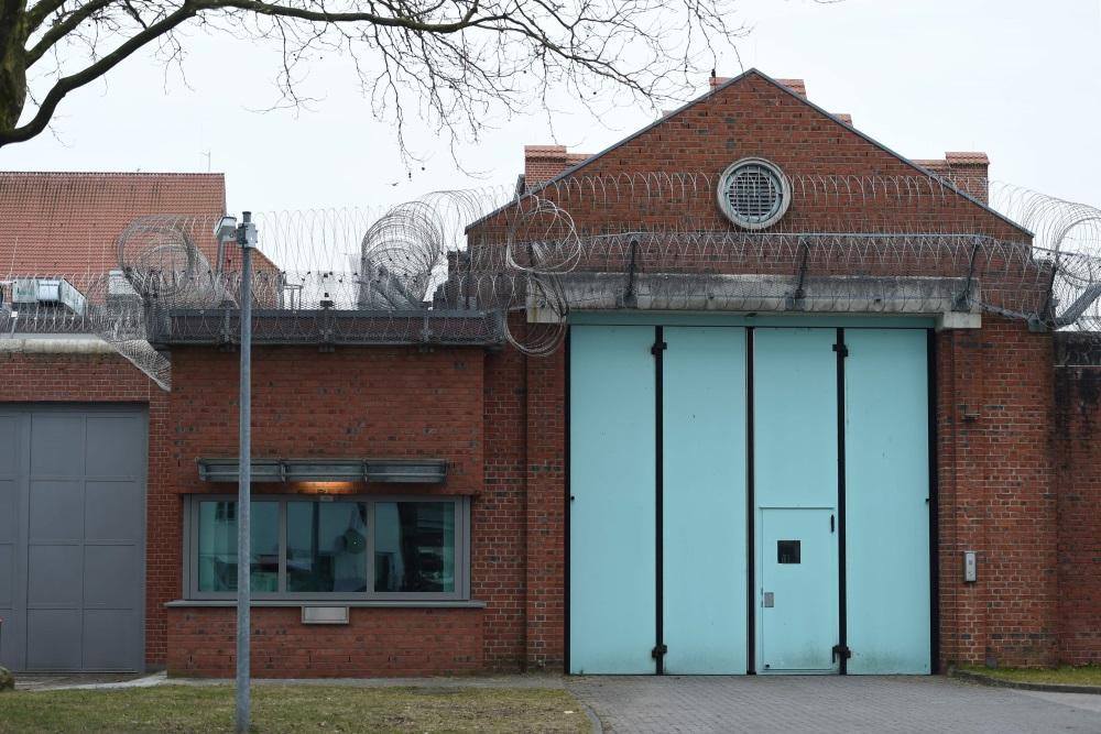 Karless Pudždemons nogādāts Neiminsteres cietumā, 25.03.2018.