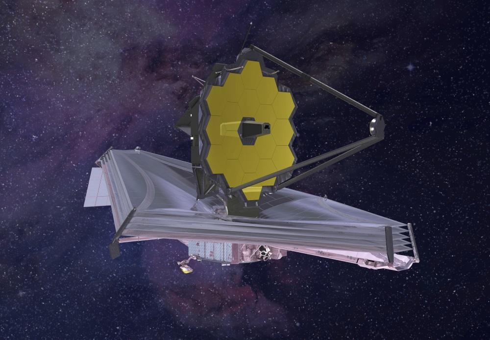 ASV Nacionālā Aeronautikas un kosmosa pārvalde (NASA) uz 2020.gadu pārcēlusi tās jaunā teleskopa nogādāšanu kosmosā.