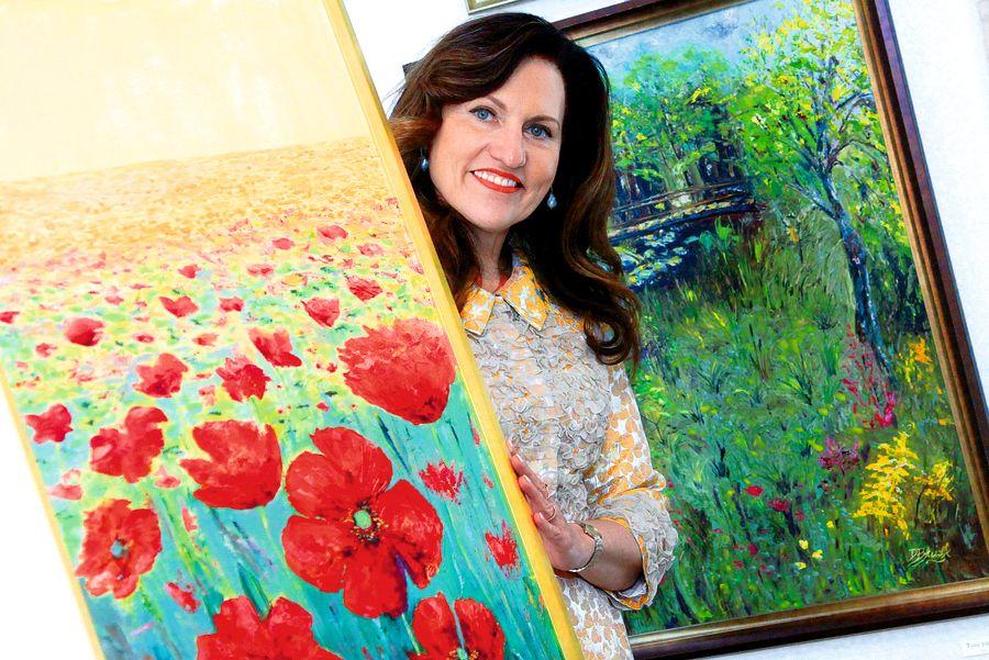 Ginekoloģe un mākslas terapeite Dita Baumane–Auza