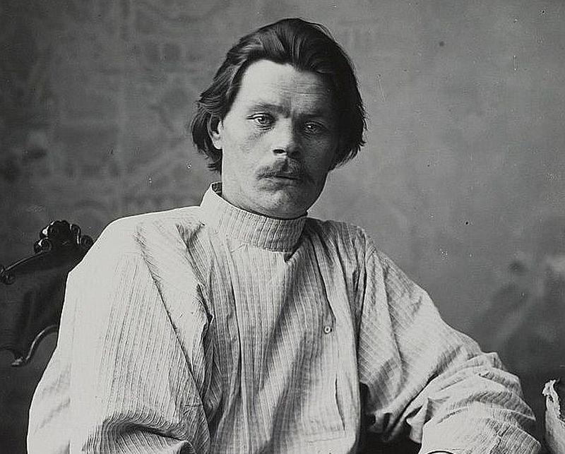 Maksims Gorkijs (1868 – 1936).