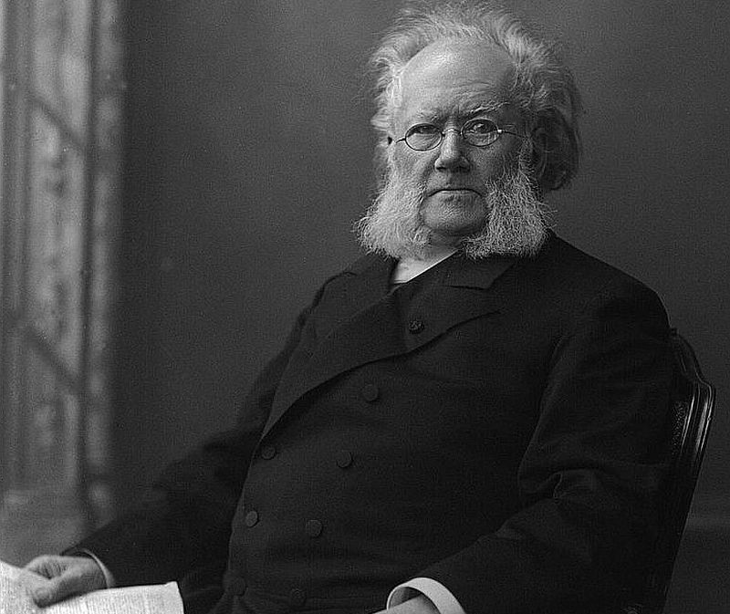 Henriks Ibsens (1828 – 1906)