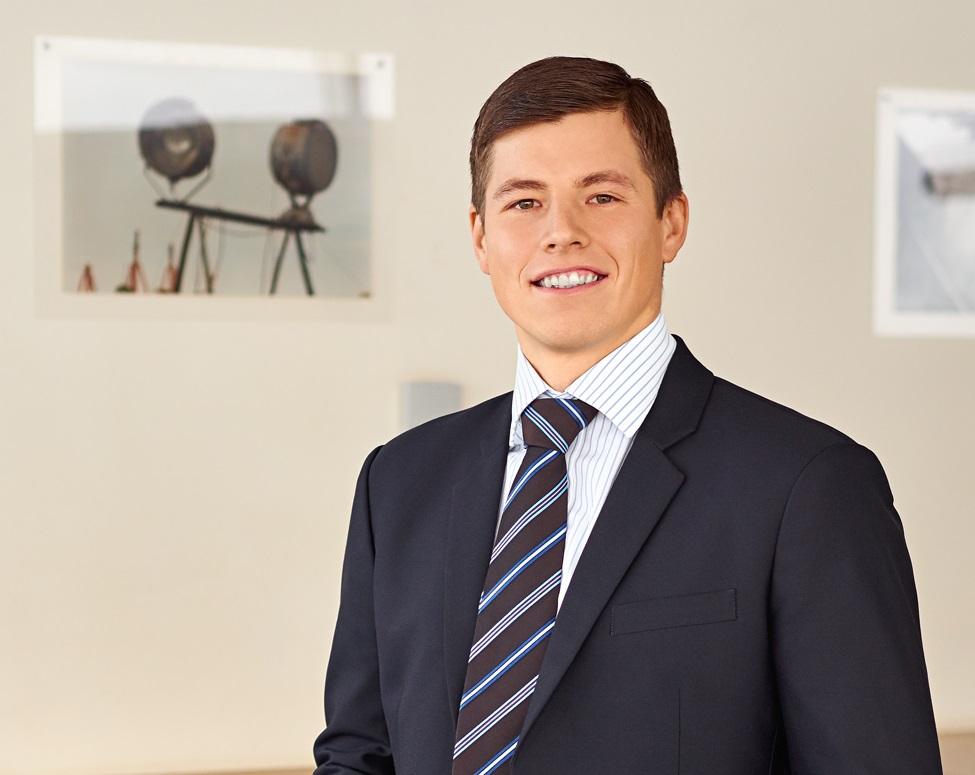 """""""Swedbank"""" Apdrošināšanas un investīciju jomas vadītājs Kristaps Kopštāls."""