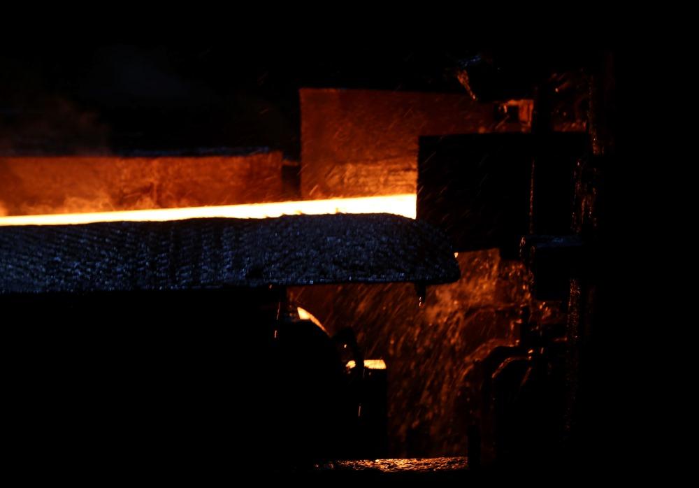 "Arhīvs. AS  ""KVV Liepājas metalurgs"" ražotne."