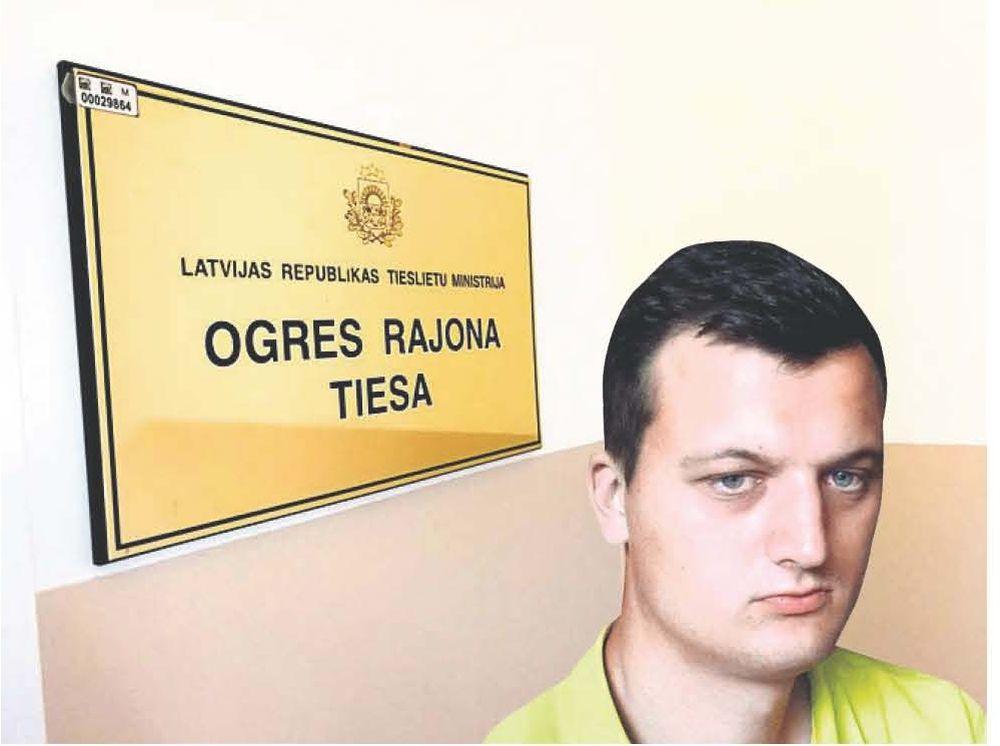 """""""Kad saņēmu Ogres rajona tiesas sprieduma tekstu, man radās iespaids, ka atrodos aizspogulijā,"""" teic Gatis Liepiņš."""