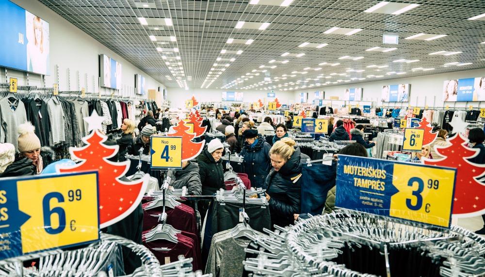 PEPCO veikals Lietuvā. Savukārt pirmo veikalu šī Eiropas mazumtirdzniecības ķēde atklās Latvijā 23.03.2018.