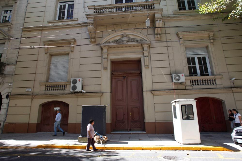 Krievijas vēstniecības ēka Argentīnā.
