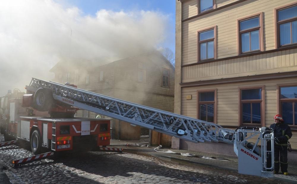 Liepājā, Toma ielā 30 šorīt koka ēkā izcēlies ugunsgrēks. Cilvēki nav cietuši. Izglābti mājdzīvnieki, izņemot vienu kaķi – tas nosmacis dūmos.