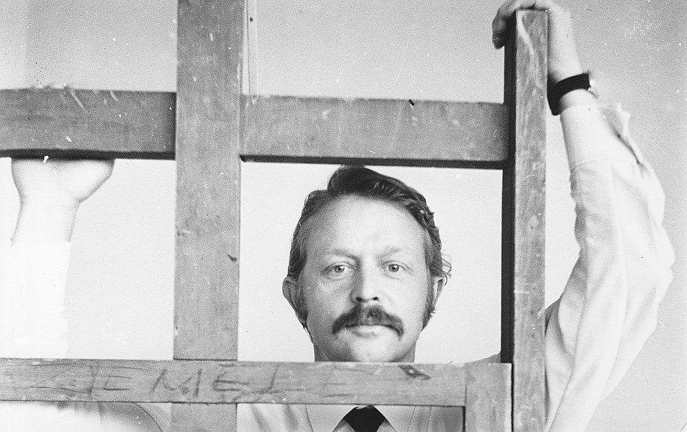 Gunārs Zemgals. 1934. gada 12. septembris – 2018. gada 1. marts.