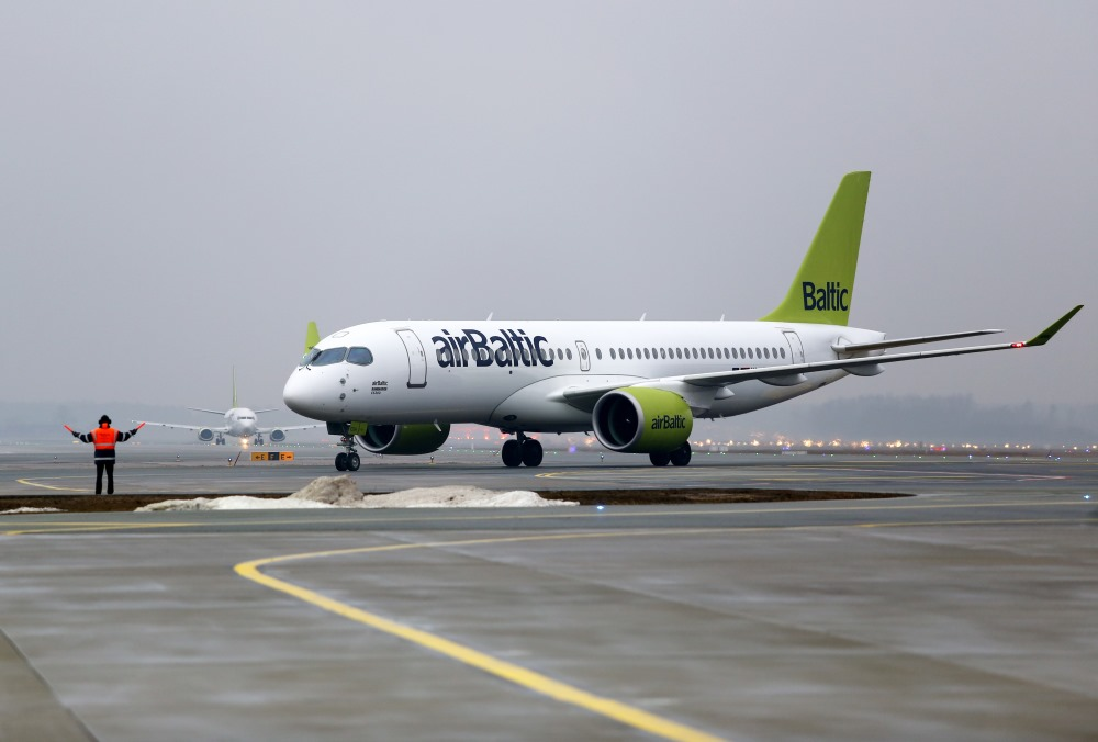 """""""airBaltic""""."""