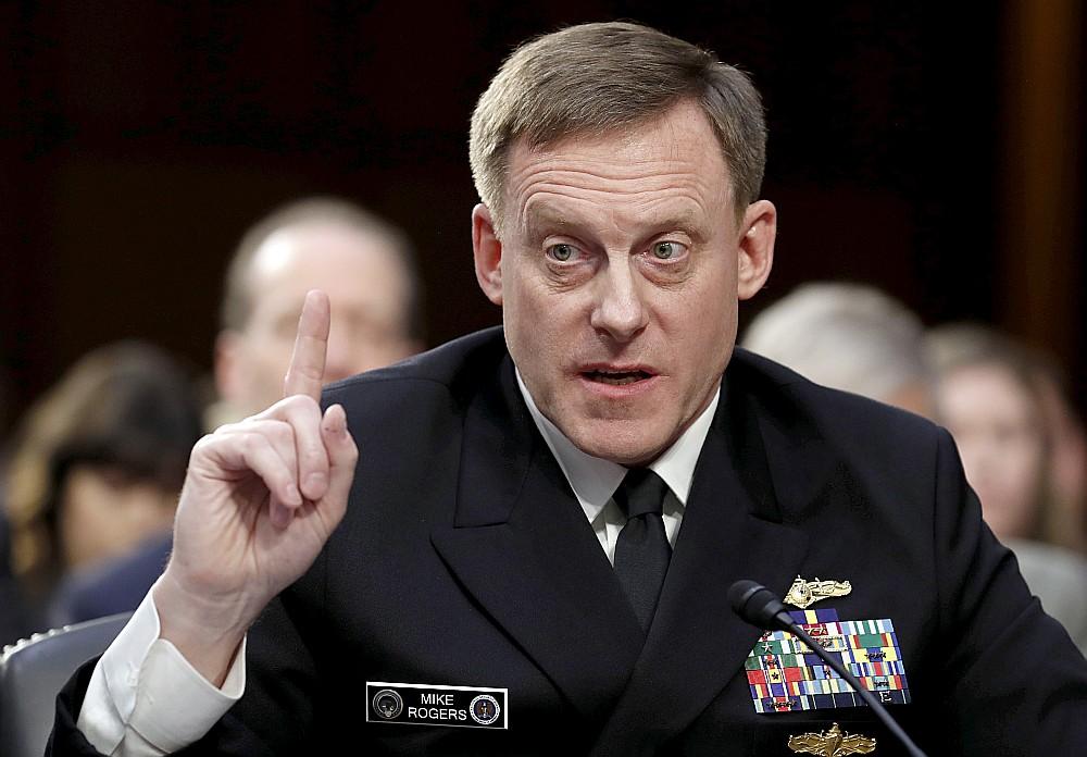 ASV Nacionālās drošības pārvaldes direktors admirālis Maiks Rodžerss paziņojis, ka prezidents Donalds Tramps nav devis rīkojumu pārtraukt Krievijas iejaukšanos ASV politikā, lai gan ASV izlūkdienesti atkārtoti brīdinājuši, ka Krievija paredz iejaukties arī šā gada Kongresa vēlēšanās.
