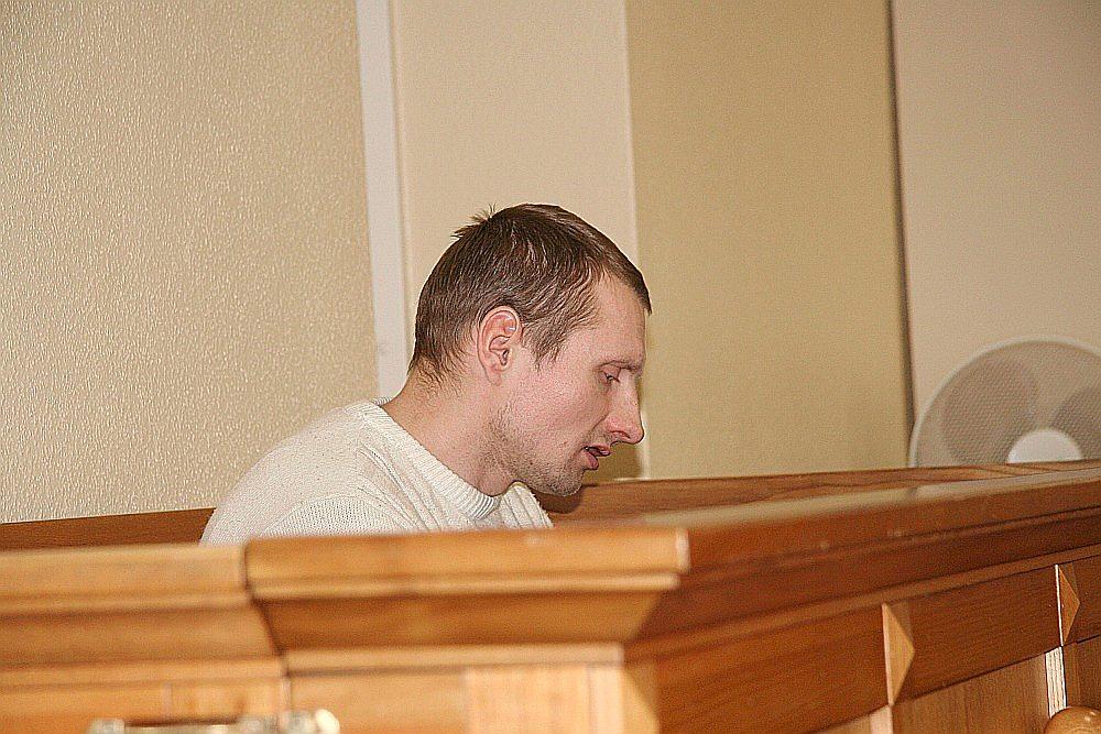 Pēdējā vārdā slepkava Staņislavs Spila pateica tikai dažus vārdus – lūdza piedošanu noslepkavoto piederīgajiem.