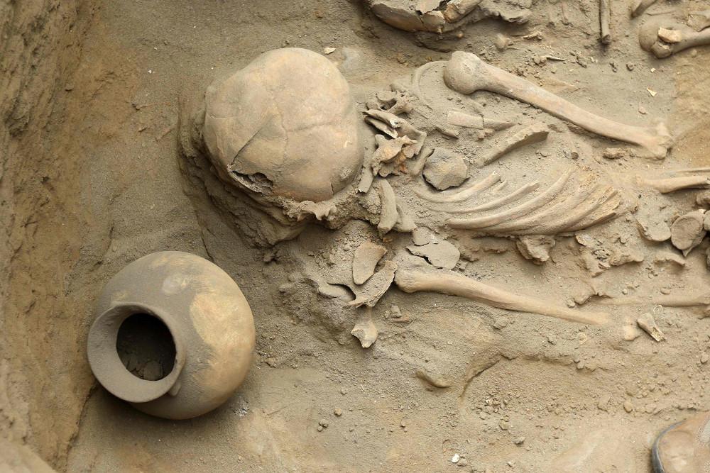 Pirmsinku čima kultūra ir viena no mazāk izpētītajām Dienvidamerikā.