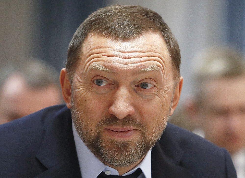 Pēc iekļaušanas ASV sankciju papildinātajā sarakstā Oļegam Deripaskam piederošo uzņēmumu akciju cenas ir kritušās par 22 procentiem, kas var būt nopietns brīdinājums citiem ar Krievijas prezidentu Putinu saistītajiem oligarhiem.