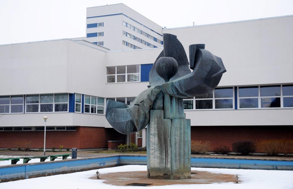 Rīgas Austrumu klīniskās universitātes slimnīca.