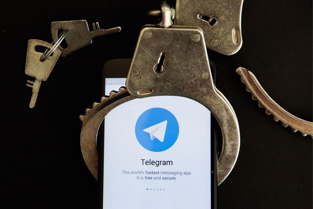 """Krievijā tiesa pieprasa bloķēt """"Telegram"""", 13.04.2018."""