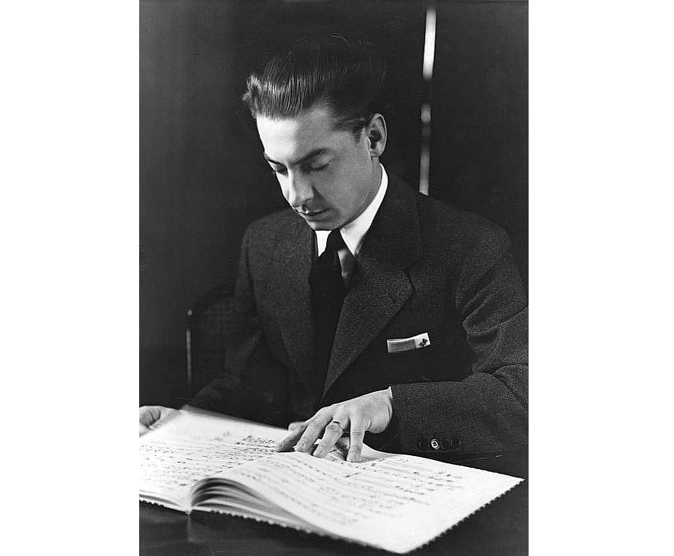 Herberts fon Karajans (1908 – 1989).
