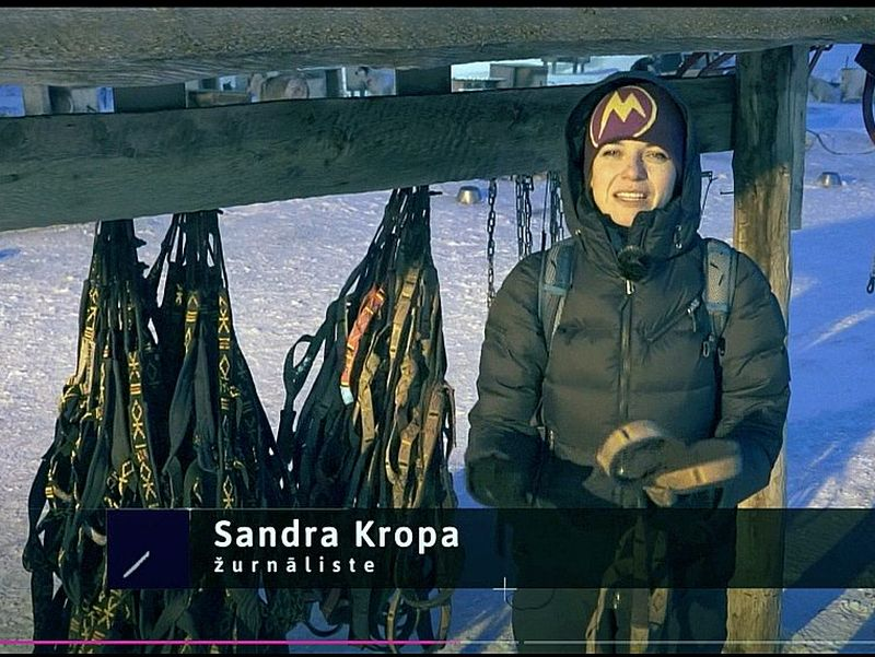 """Sandras Kropas veidotais raidījums """"Izziņas impulss"""" katram skatītājam ļauj izbaudīt to, ko nozīmē veidot spriedumus, izmantojot zināšanas."""