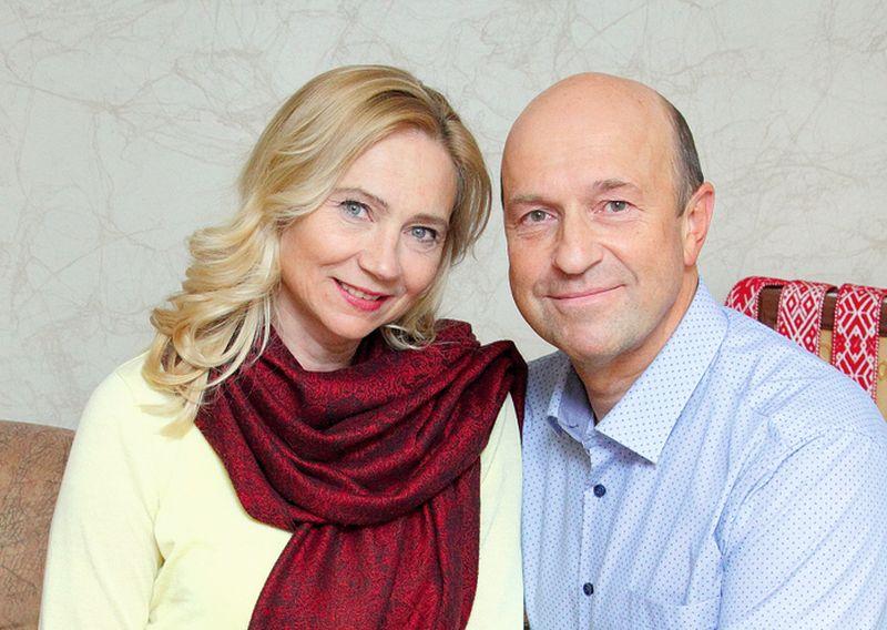 Ineta un Imants Krūmiņi