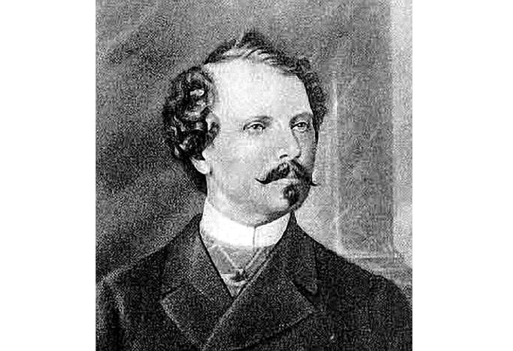 Tomass Mains Rīds (1818 – 1883).