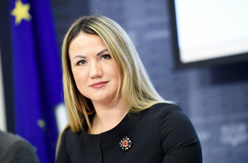 Maksātnespējas administrācijas direktore Inese Šteina.