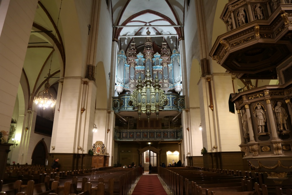 Rīgas Doma baznīca.