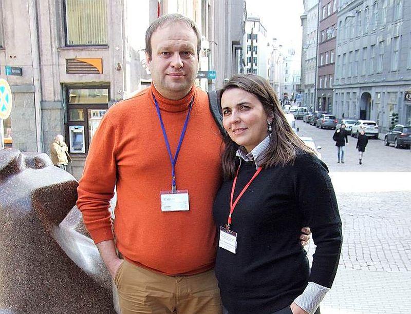 Ukraiņu vēsturnieki Andrijs Rukass un Ruslana Marceņuka: Ukrainā šobrīd ir svarīga cīņa pret vēsturiskajiem mītiem, kurus mūsu ienaidnieks izmanto iedzīvotāju apstrādāšanai.