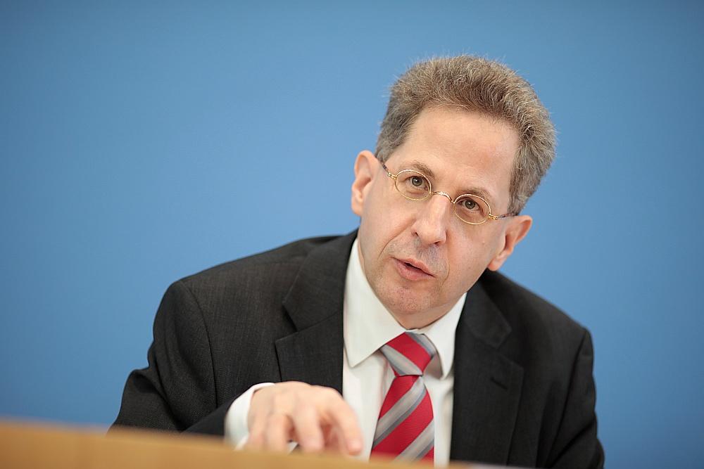 Vācijas Federālā konstitūcijas aizsardzības biroja (BfV) priekšnieks Hanss Māsens
