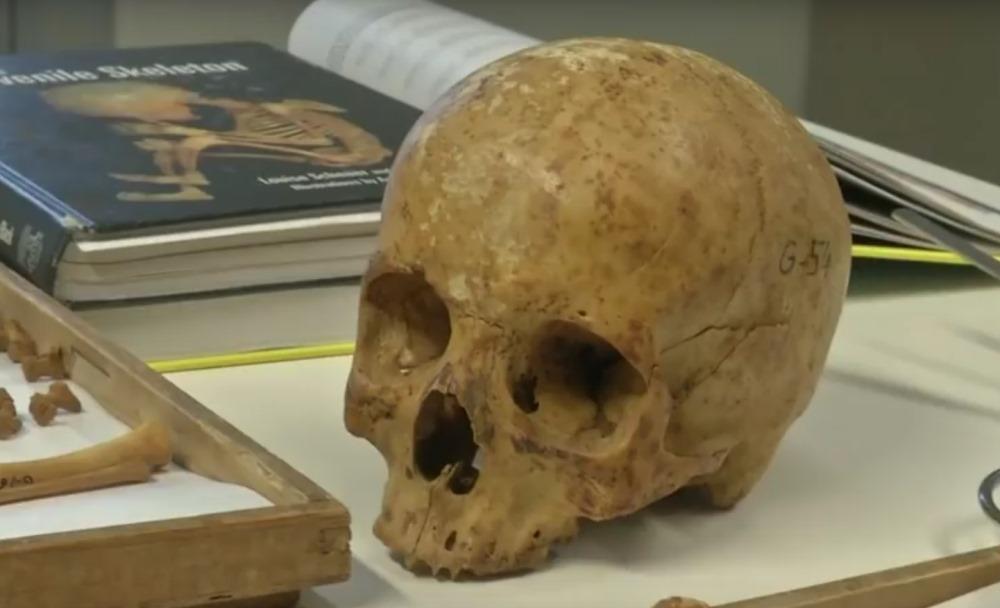 Ēģiptē zinātnieki atklājuši divas senas mūmijas un vēža šūnas tajās, 03.04.2018.