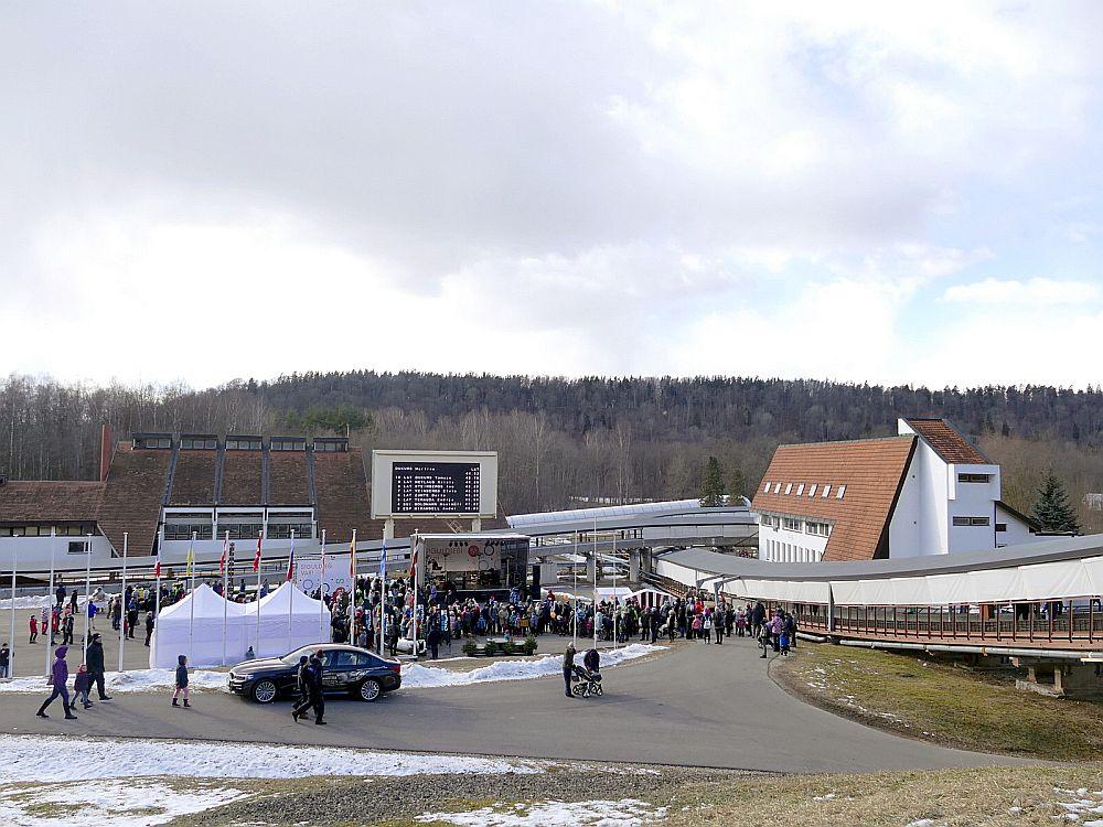 Ja ziemas olimpisko spēļu rīkošanu 2026. gadā uzticēs Stokholmai, tad Siguldas ledus trasi gaida krietnas pārmaiņas.