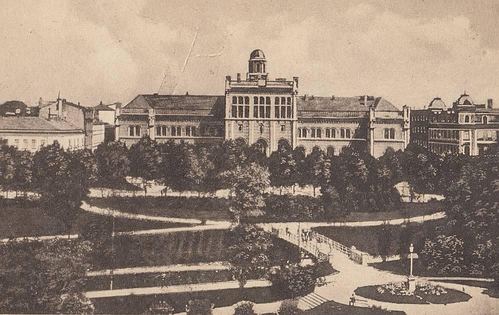 Rīgas Politehniskais institūts 20. gs. sākumā.